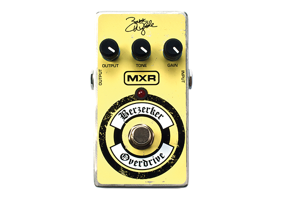 MXR M75 Super Badass Distortion Efekt Pedalı