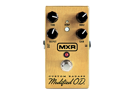 MXR M77 Custom Badass™ Modified O.D. Efekt Pedalı