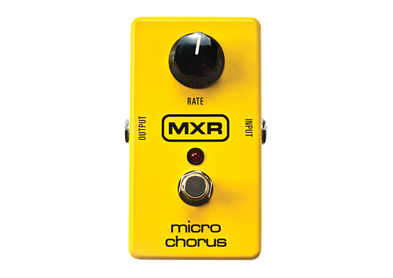 MXR M104 Distortion+ Efekt Pedalı