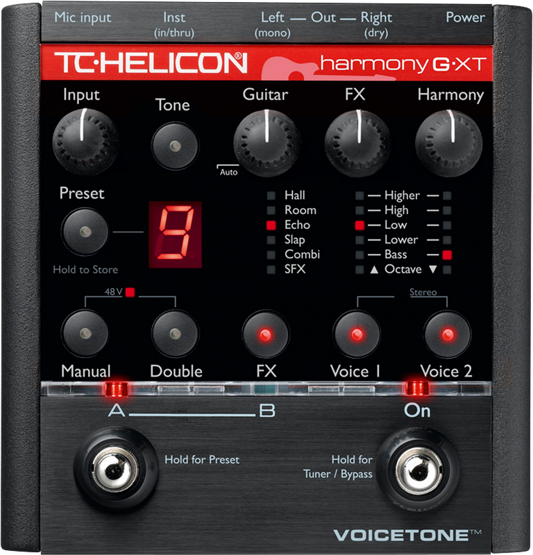 TC HELICONE VOICELIVE TOUCH 2