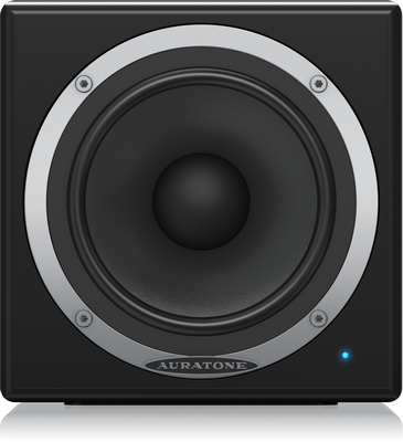 AURATONE C5A Vintage-Style 30-Watt Active Full-Range Reference Studio Monitor