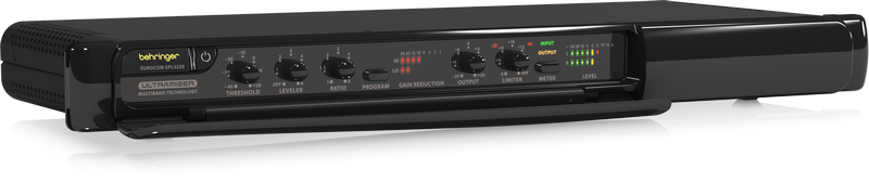 KLARK TEKNIK DI10P Passive DI Box with Stereo Input / Summed Mono Output, Midas Transformer and Extended Dynamic Range